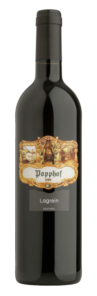 Lagrein 2016 - Weingut Popphof