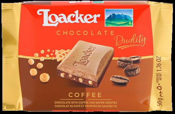 Schokotafel Duality Coffee - Loacker
