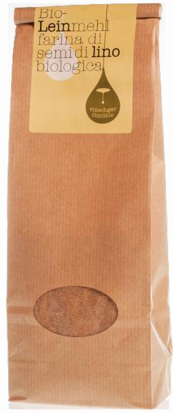 Farina di semi di lino Bio - Vinschger Ölmühle - Moleshof