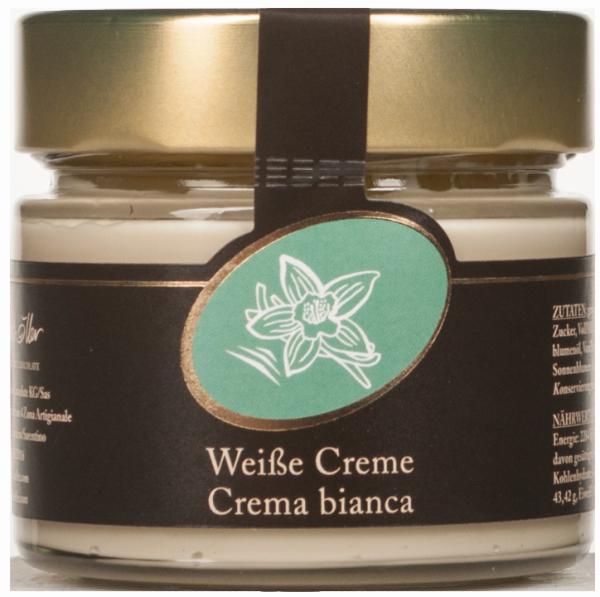 Crema di Cioccolato bianco - Oberhöller