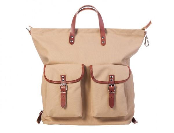 Rucksack beige /Tasche Zilla