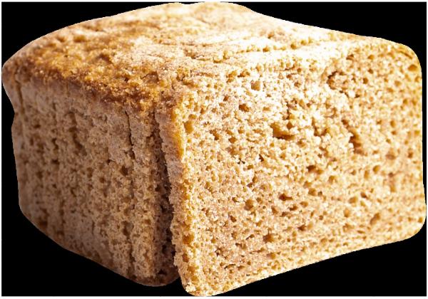 Pane di farro integrale senza lievito - Ultner Brot