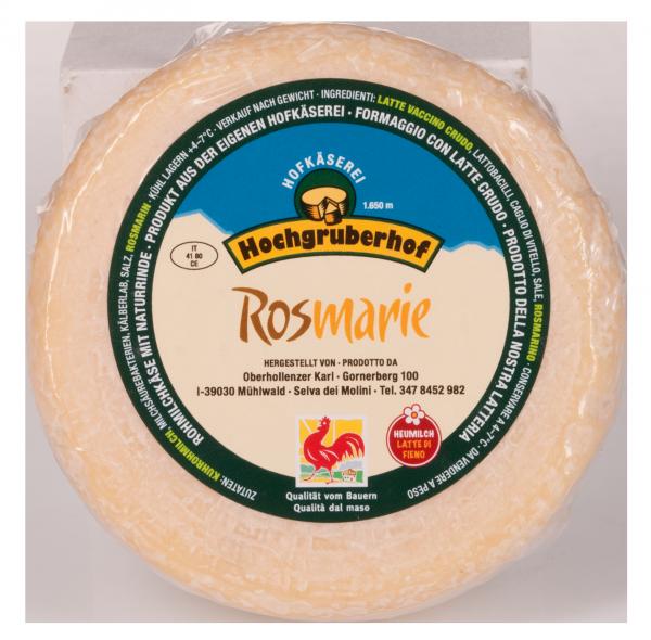 Rosmarinkäse Rosmarie