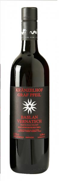 """Vernatsch """"Baslan"""" 2017 - Weingut Kränzelhof"""