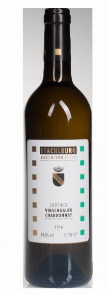 Chardonnay Bio 2018 - Stachlburg Schlossweingut