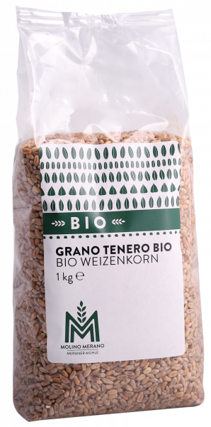 Weizenkorn Bio - Meraner Mühle