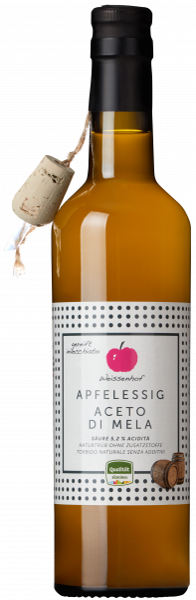 Apfelessig naturtrüb - Weissenhof