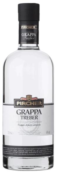 "Grappa ""Treber"" - Pircher Brennerei"