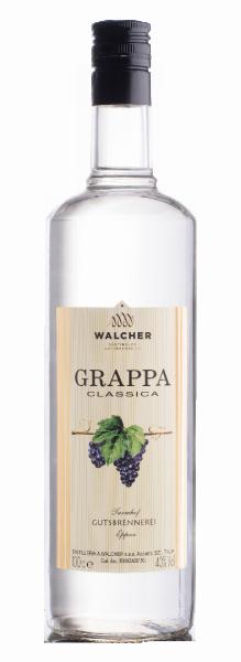 Grappa Classic - Edelbrennerei Walcher