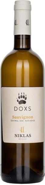 "Sauvignon ""Doxs"" 2019 - Weingut Niklas"