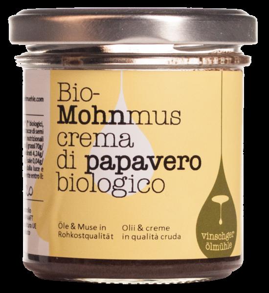Mohnmus Bio - Vinschger Ölmühle - Moleshof