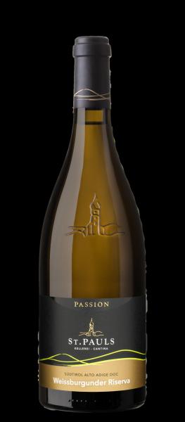 "Pinot Bianco Riserva ""Passion"" 2015"