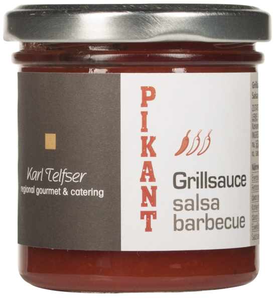 Grillsauce Pikant