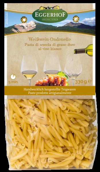 Pasta al vino Gewürztraminer - Eggerhof