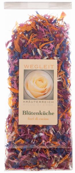 Cucinare con i fiori - Kräuterreich Wegleit
