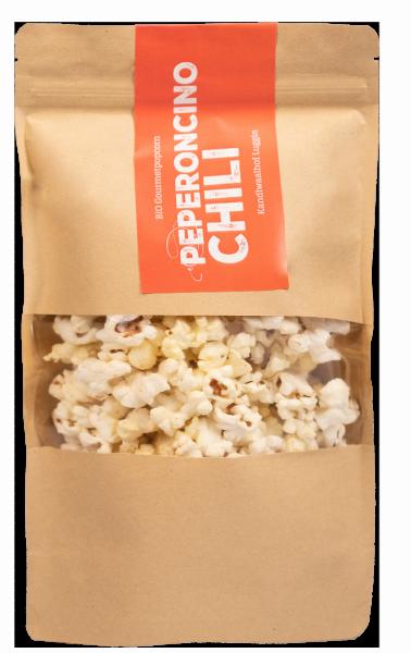 Popcorn mit Chili Bio - Luggin