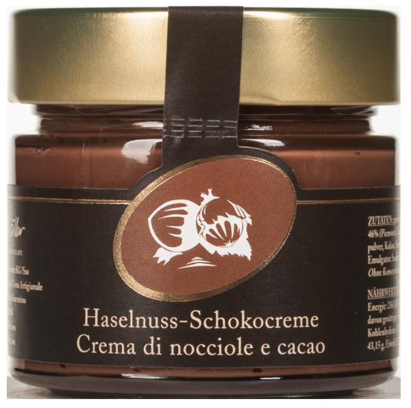 Haselnuss - Schokocreme