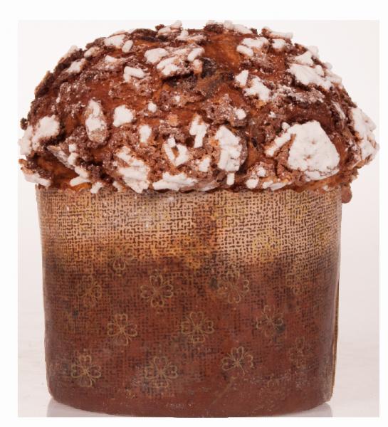 Panettone con gocce di cioccolato - Bäckerei Moser
