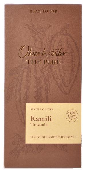 "Cioccolata gourmet ""Kamili"" 73%"