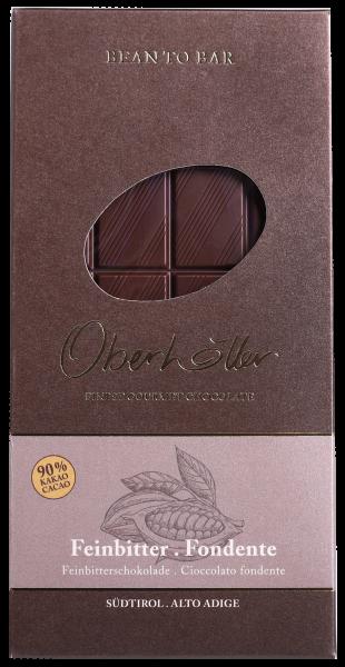 Feinbitterschokolade 90% - Oberhöller