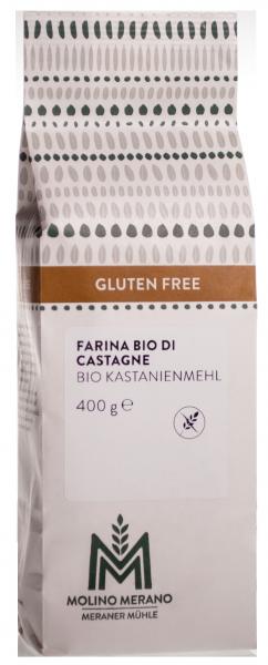 Kastanienmehl glutenfrei Bio