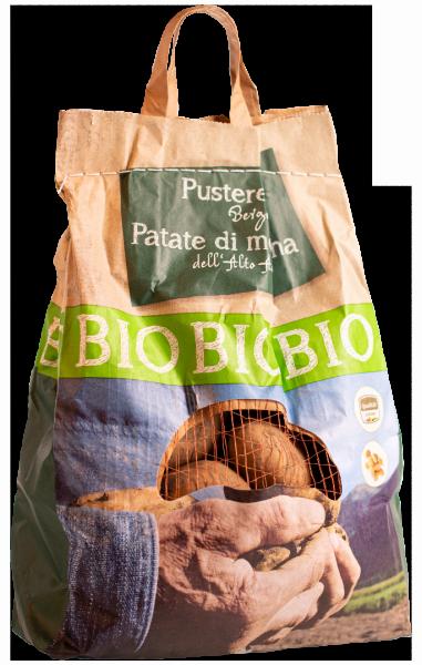 """Kartoffeln """"Agria"""" Bio - Saatbaugenossenschaft Pustertal"""