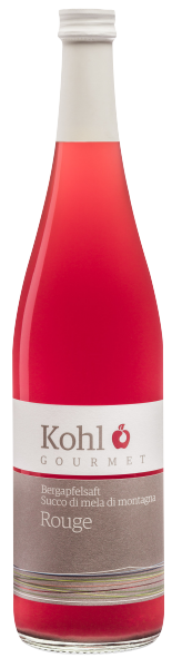Bergapfelsaft Rouge