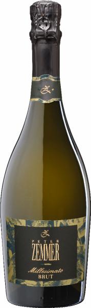 Sekt Brut Millesimato - Weingut Zemmer