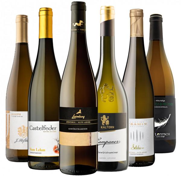 """Selezione """"Gewürztraminer"""" - Meraner Weinhaus"""