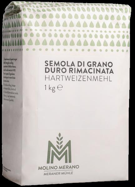 Semola di grano duro rimacinata - Meraner Mühle