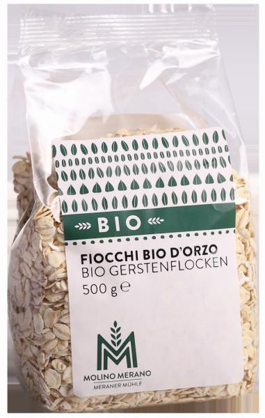 Fiocchi d'orzo Bio - Meraner Mühle