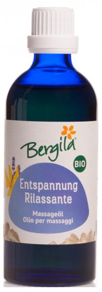 Olio per massaggi Rilassante
