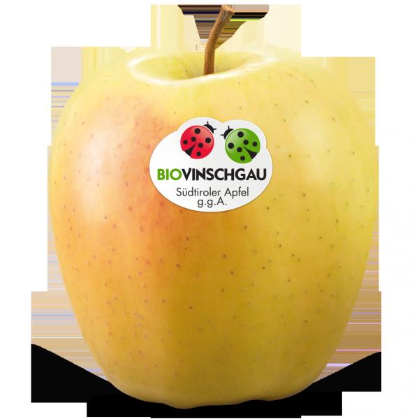 Cassetta di mele Golden Delicious Bio