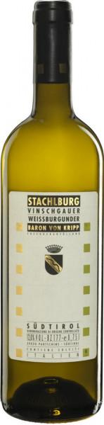 Pinot Bianco Bio 2018 - Stachlburg Schlossweingut