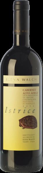 """Cabernet """"Istrice"""" 2016 - Weinkellerei Elena Walch"""