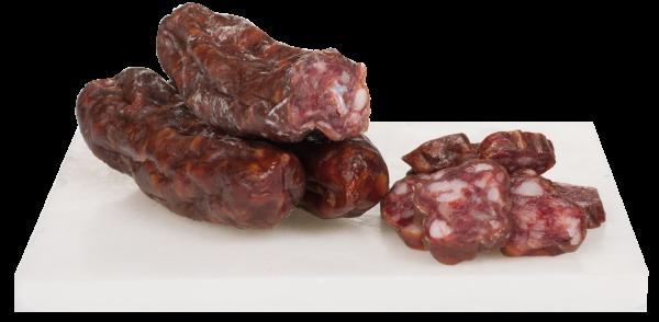 Kaminwurzen di Camoscio - Lanz Fleisch