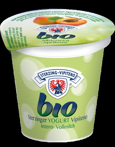 Aprikose Vollmilchjoghurt Bio - Milchhof Sterzing