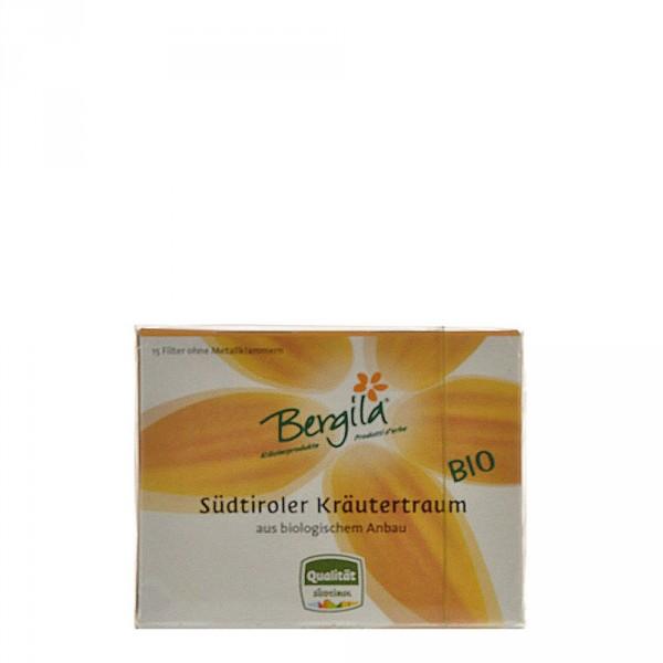Südtiroler Kräutertraum Tee Bergila 13,5g