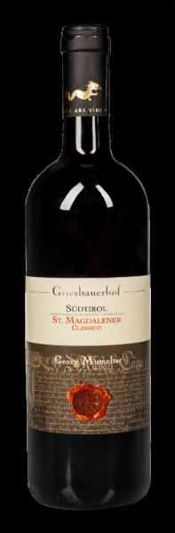 St. Magdalener Klassisch 2019 - Weingut Griesbauerhof
