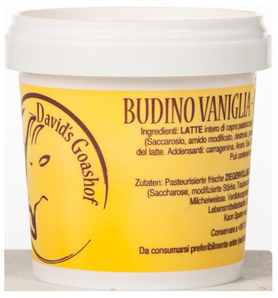 Ziegenpudding Vanille Bio - David´s Goashof