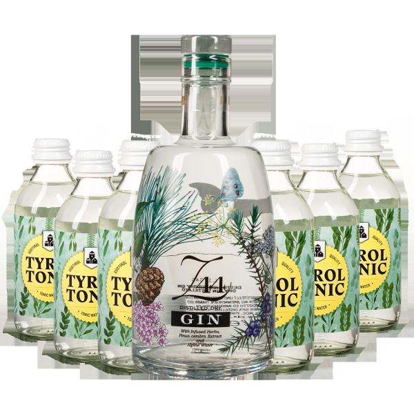 """""""Gin o'clock"""""""