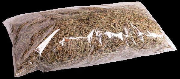 Bergwiesenheu Bio geschnitten - Südtiroler Bergwiesenheu des Walter Moosmair