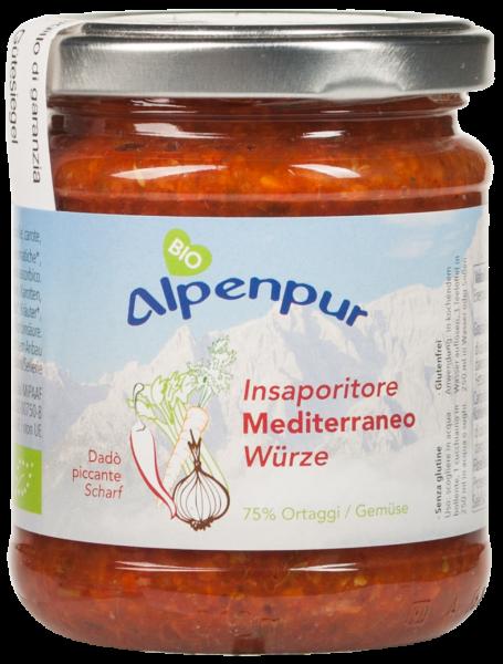 Suppenwürze Mediterran - Alpenpur
