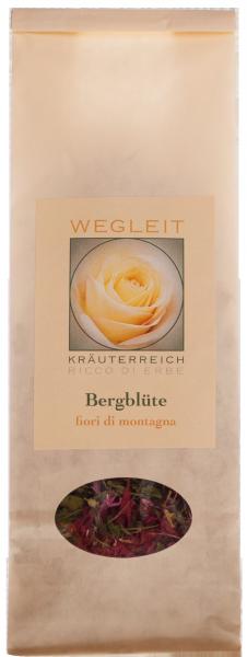 Bergblüte Tee - Kräuterreich Wegleit