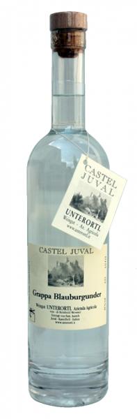 Grappa pinot nero - Weingut Unterortl