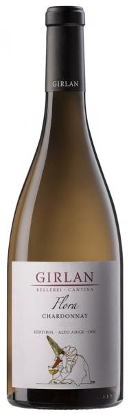 "Chardonnay ""Flora"" 2017 - Kellerei Girlan"