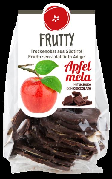 Mele essiccate con Cioccolato - Frutty