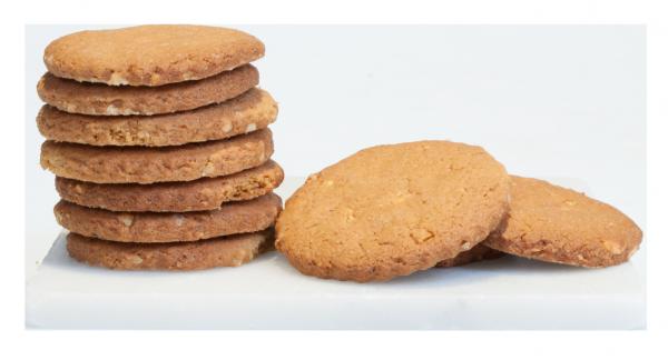 Biscotti alle Nocciole Bio