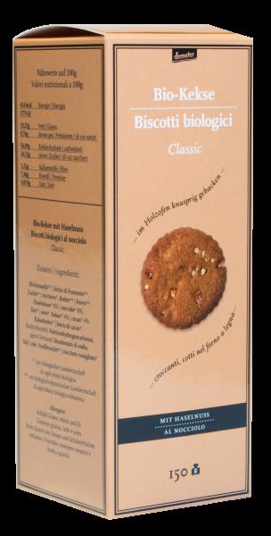 Kekse mit Haselnuss Bio - Feichter Bernhard