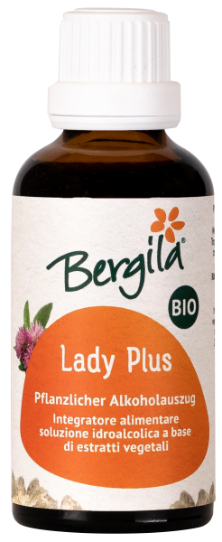 Lady Plus Tinktur Bio - Bergila